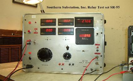 Relay testing